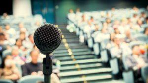 Read more about the article Como fazer sucesso quando intervém em público